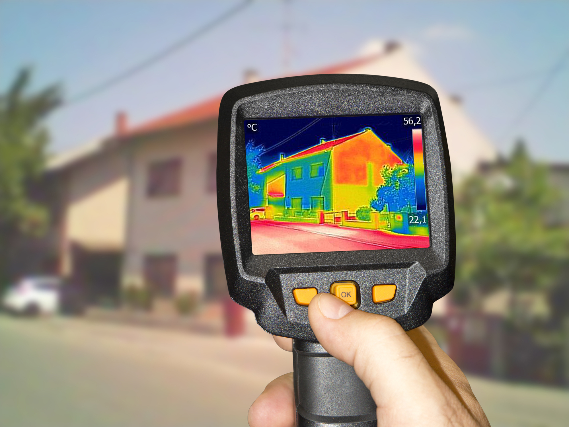 How Infrared Cameras Are Changing Attic Inspectors