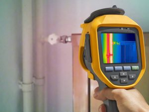 Attic Inspection Thermal Imaging Camera